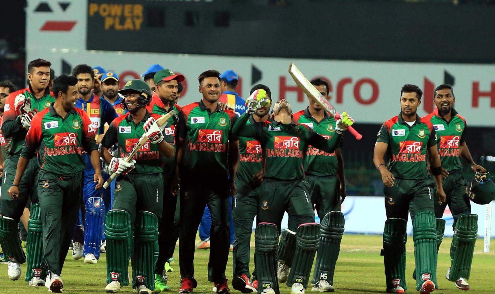 Cricket World Cup: Bangladesh chase 322 to beat West Indies