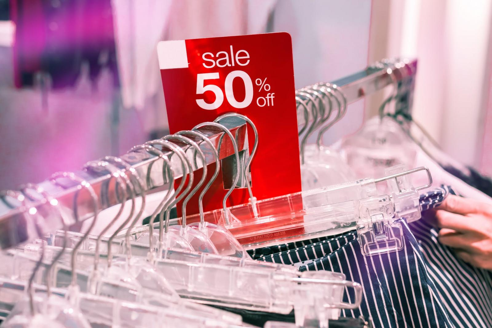 Clothing Collection - Up to 60% off + Up to 60% Cashback