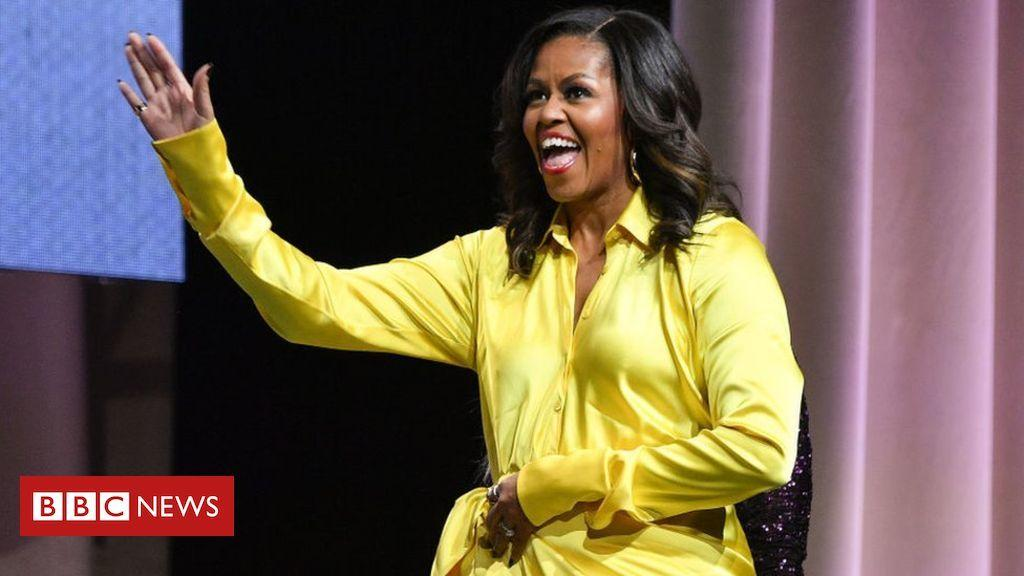 Michelle Obama book sells 10 million copies