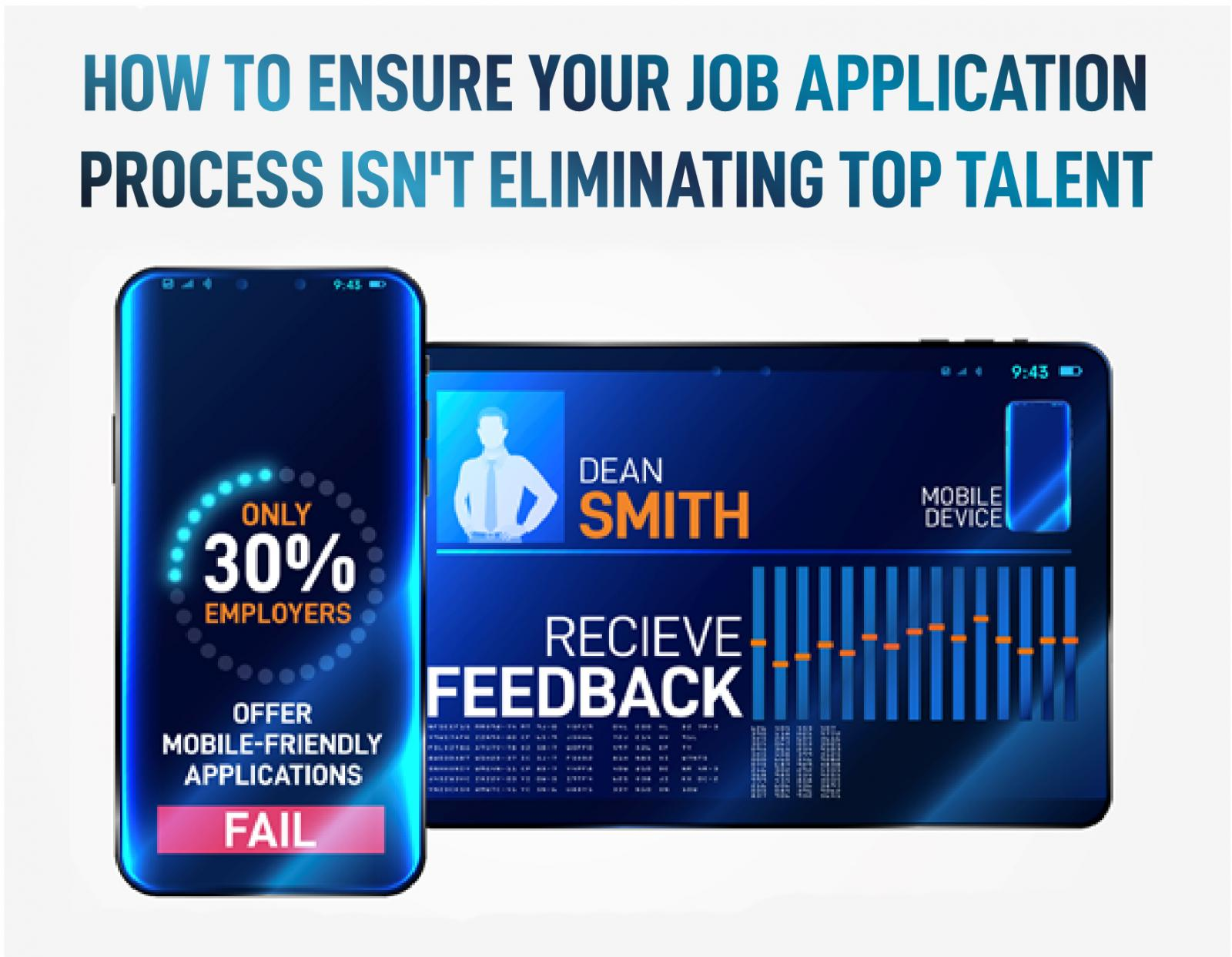 Ensure Your Job Application Process Isn't Eliminating Top Talent