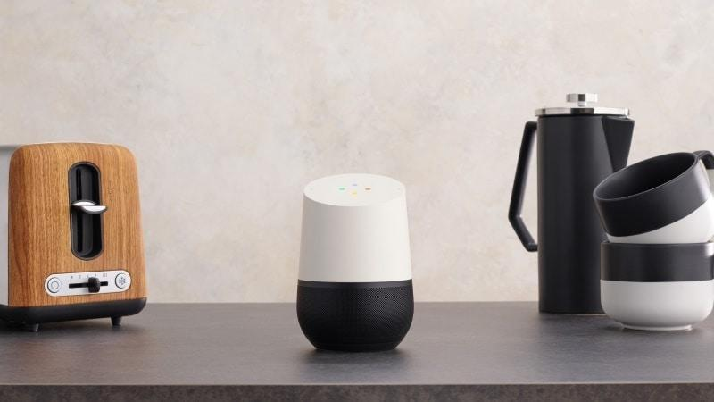 Google's Home Speaker Is a Secretary, Radio, and a Work in Progress