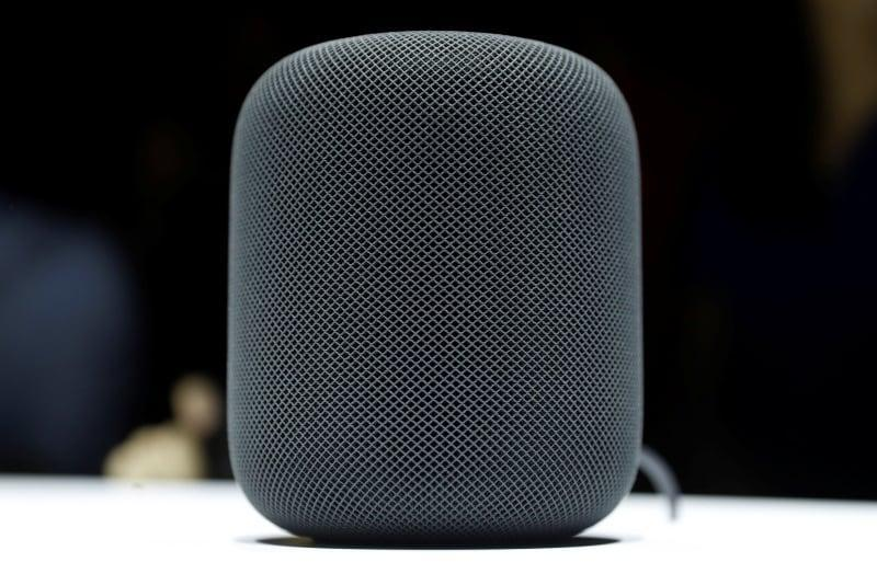 Apple's HomePod Siri-Powered Speaker Takes Fight to Amazon, Google
