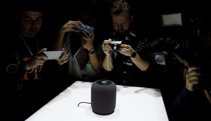 Apple Hoping HomePod's Sound Quality Gives It an Edge Over Rivals