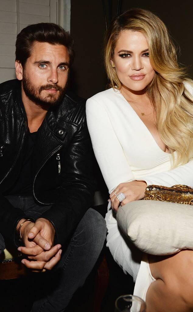 "See Scott Disick Sing ""Sister"" Khloe Kardashian's Praises: ""Khloe's Been Through a Lot!"""
