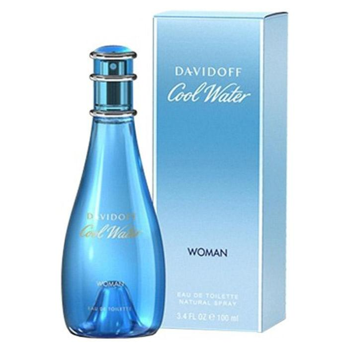 Davidoff Cool Water for Women (100ml)