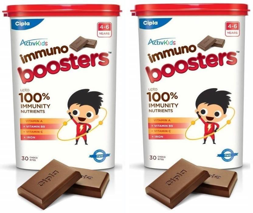 Cipla Activkids Immuno Booster 4-6