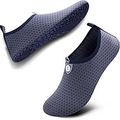 SIMARI Womens Water Shoes Quick-Dry Aqua Socks Barefoot for Outdoor