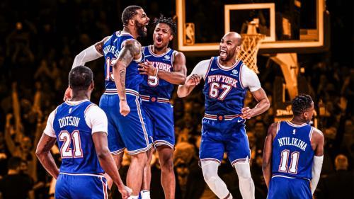 Everything Knicks